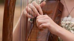 Bild Attribut Harfe/Harp